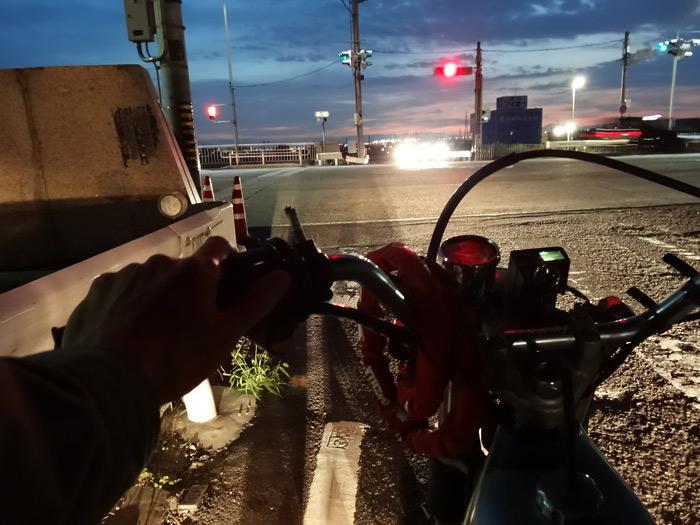 バイク散歩