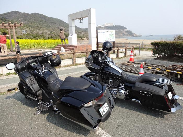 伊良湖ツーリング