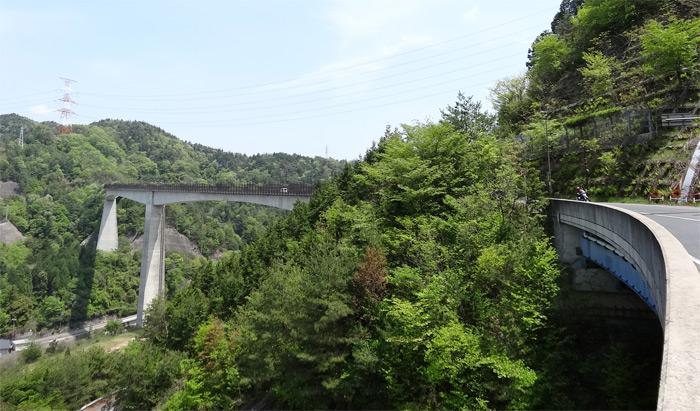 小里川ダムツーリング