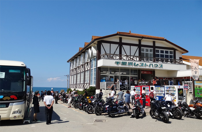 千里浜SAND FLATS SEEDWAY 2014