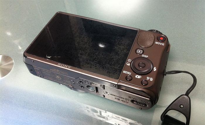 ソニーサイバーショットDSC-HX30V