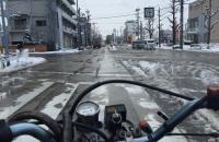 名古屋の雪