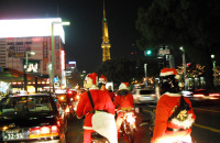 名古屋サンタツーリング