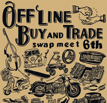 OFF LINE BUY&TRADE 6th