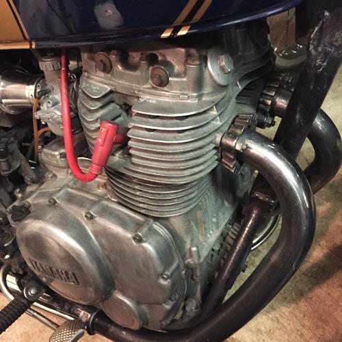 丸いエンジン