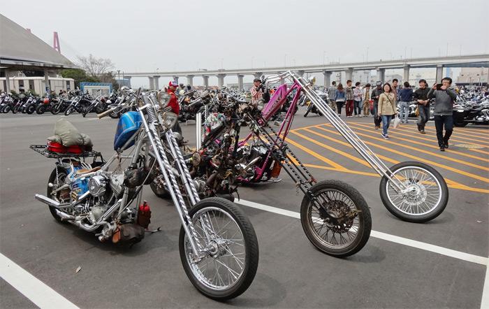 ジョインツ カスタムバイクショー