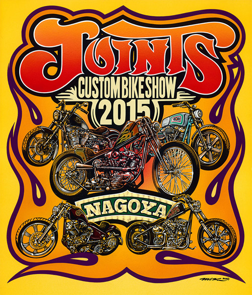 JOINTS CUSTOM SHOW 2015