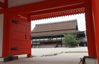 京都旅行2 京都御所・河原町