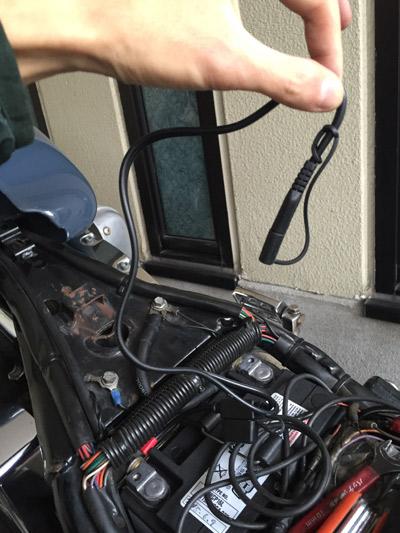 バッテリーテンダー800バッテリーテンダー800 ハーレー
