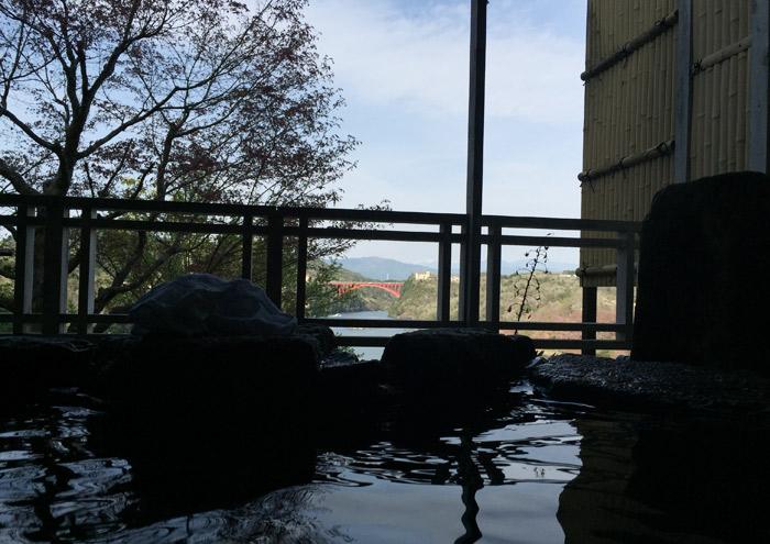 恵那峡 日帰り温泉ツーリング
