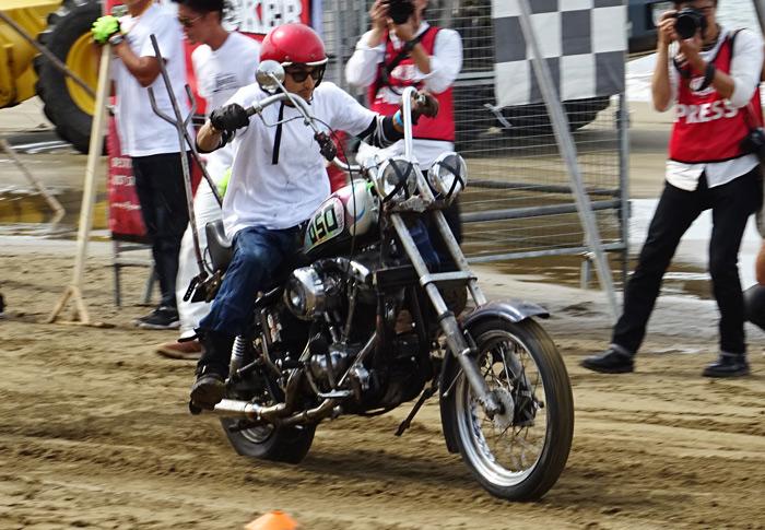 ハーレー レース