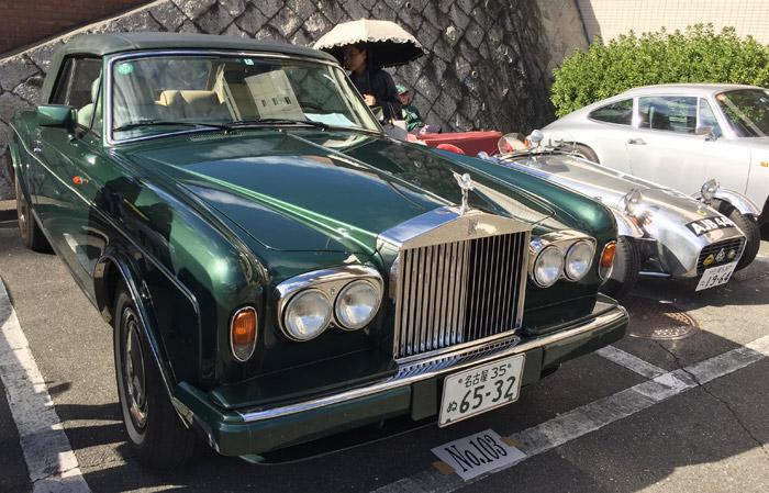 クラシックカー フェスタ IN 尾張旭