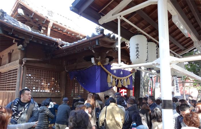 千代保稲荷神社ツーリング