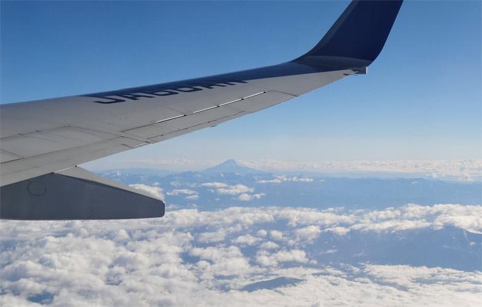 北海道の旅 飛行機編