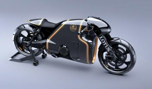 ロータス バイク