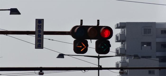 豊橋路面電車 信号