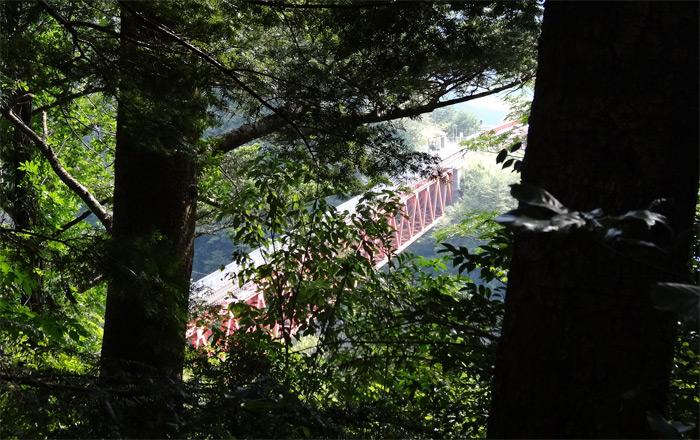 湖上駅 レインボーブリッジ
