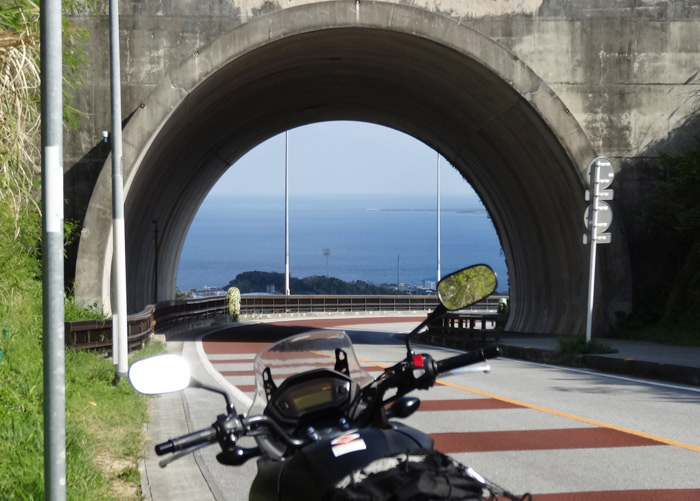 沖縄ツーリング