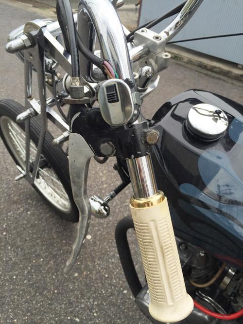 バイクハンドル