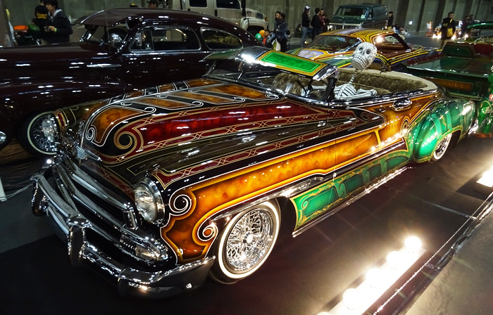 SPEED AND CUSTOM SHOW 2017