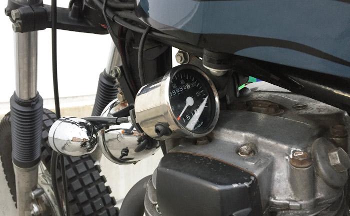 スピードメーター バイク