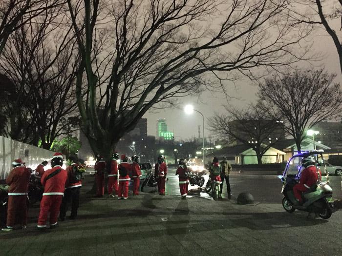 名古屋サンタツーリング2017