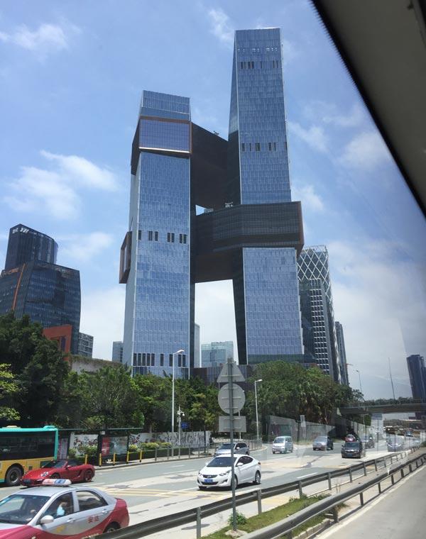香港・深セン旅行