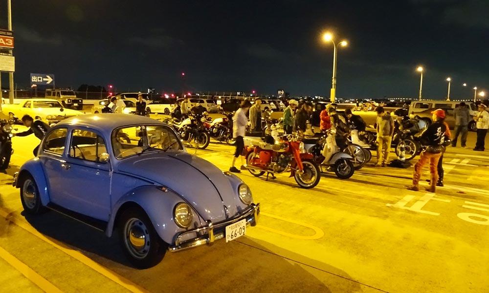 バイク エアポートウォーク名古屋
