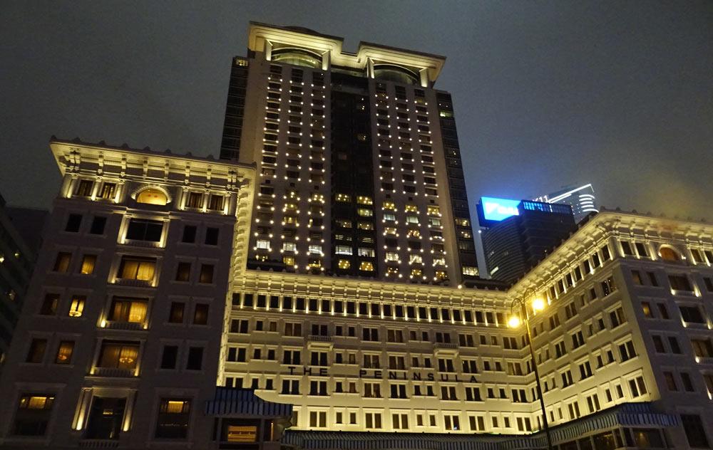 東洋一のホテル