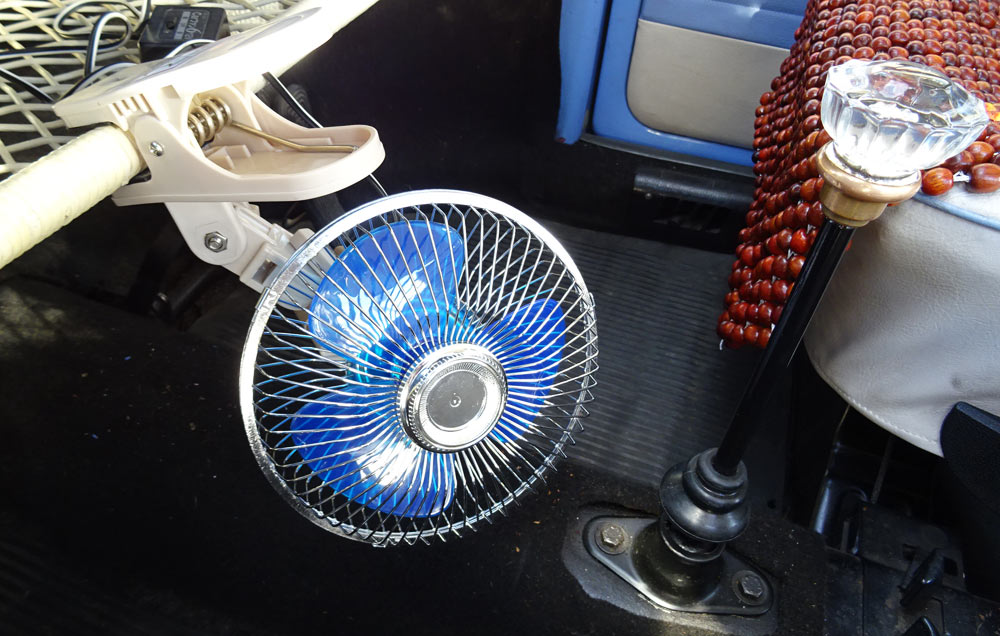 空冷ビートル 扇風機
