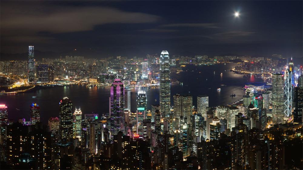 香港 ピークトラム