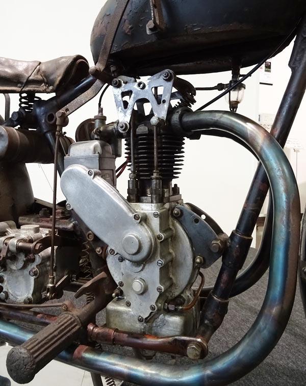 トヨモーター展 エンジン