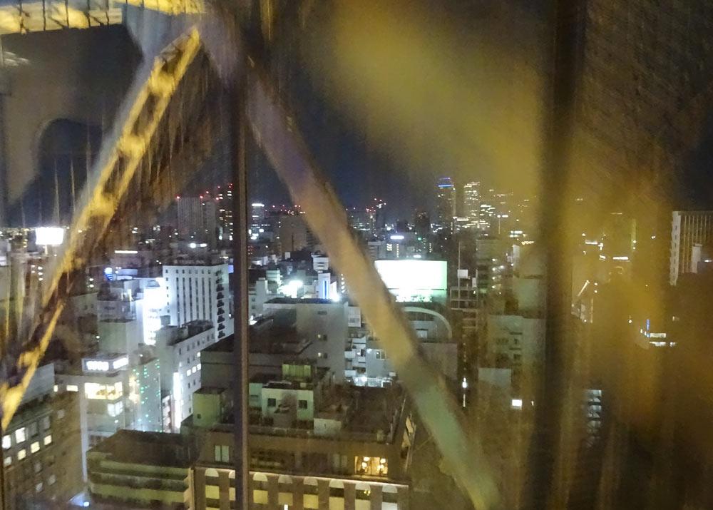 テレビ塔 夜景