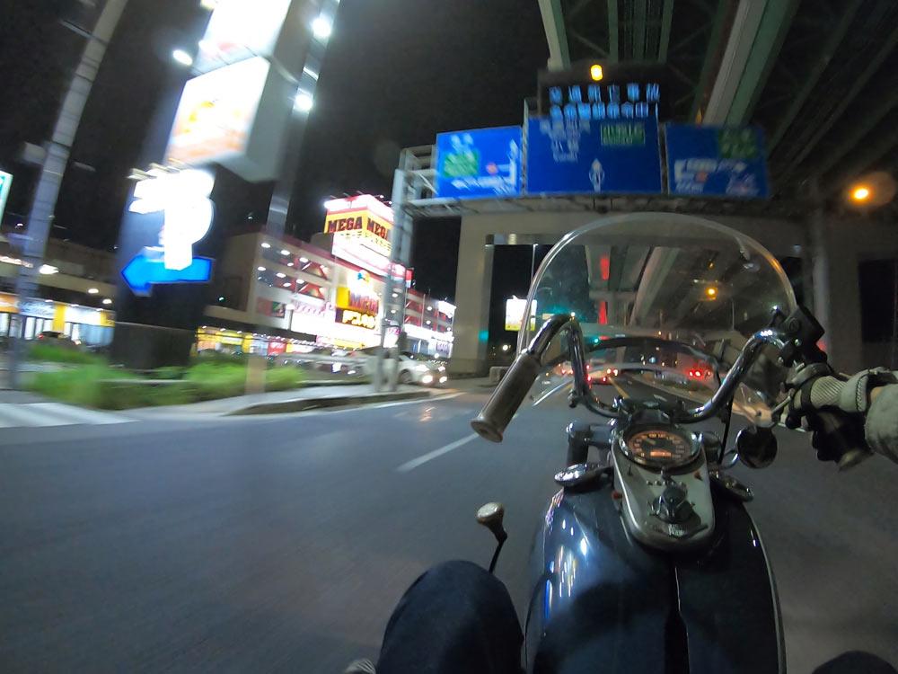 GoPro7 バイク走行動画