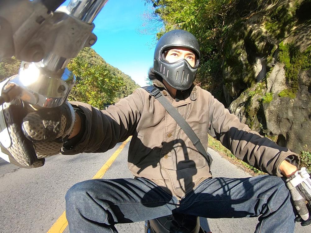 GoProバイクマウント