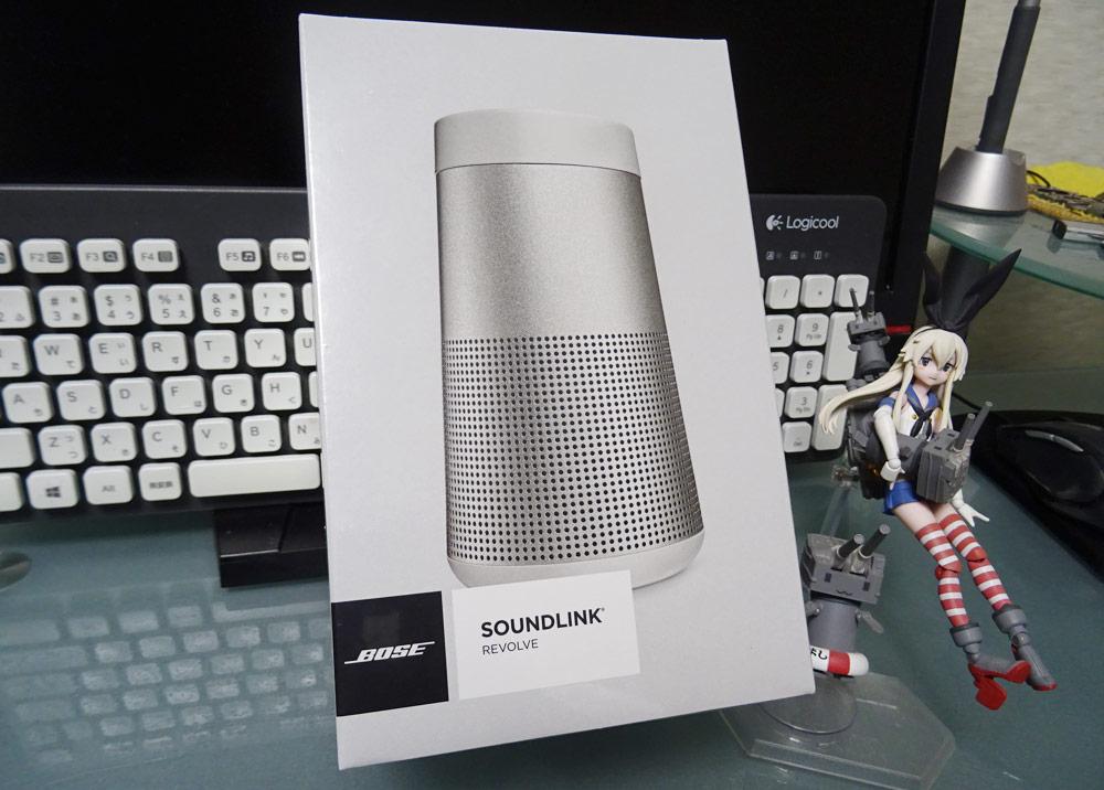 SoundLink Revolve使ってみた