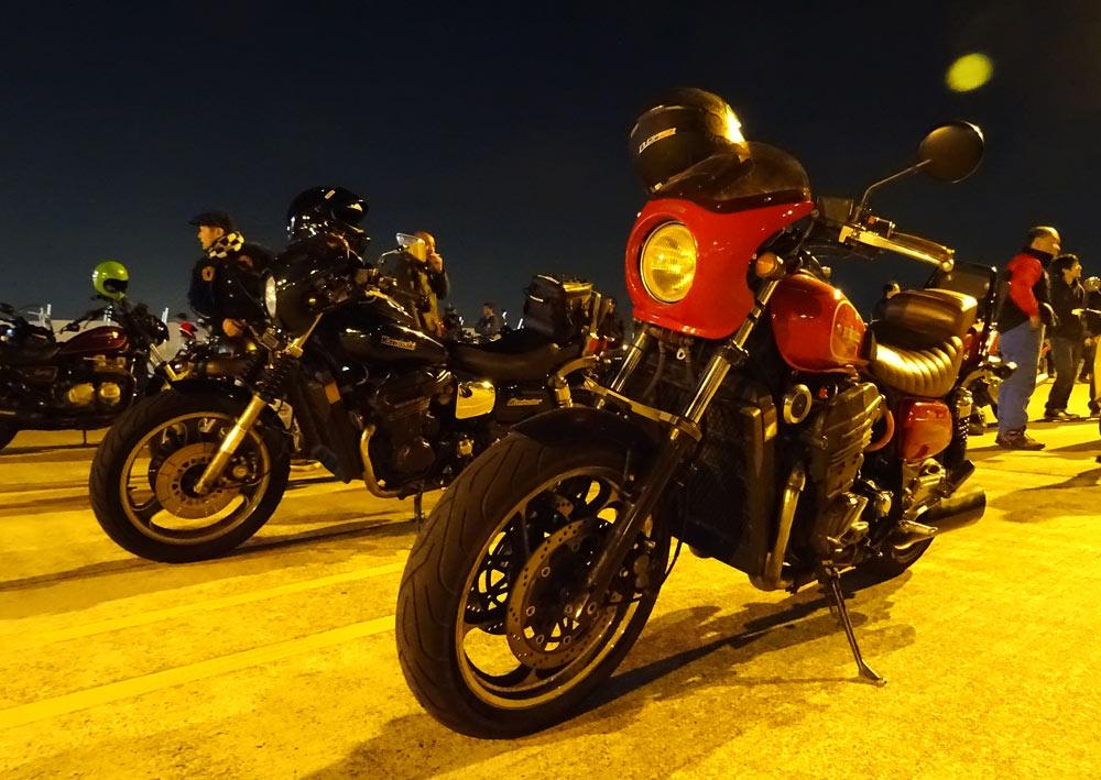 エアポートウォーク バイク
