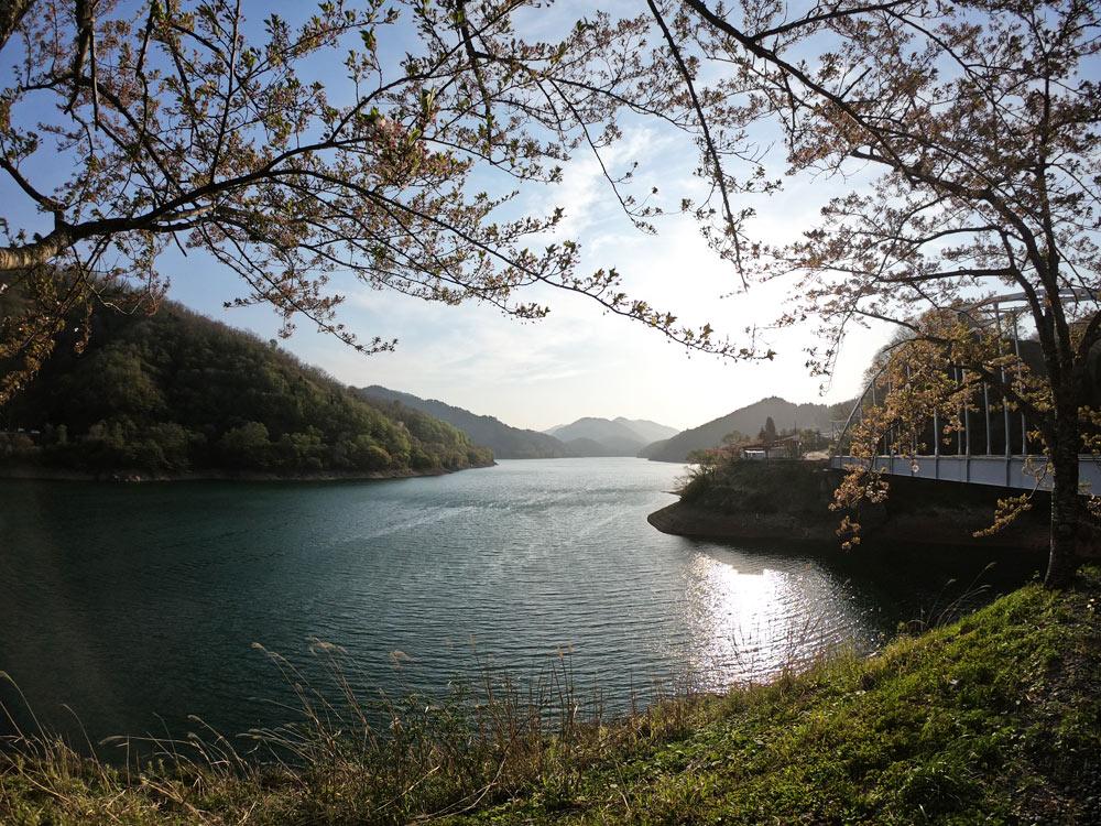 九頭竜湖ツーリング