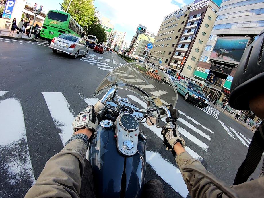 名古屋駅 ハーレー