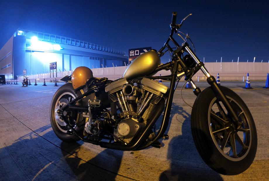 エアポート バイク