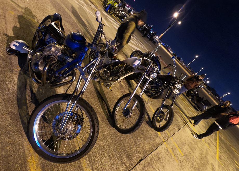 エアポートウォークバイク