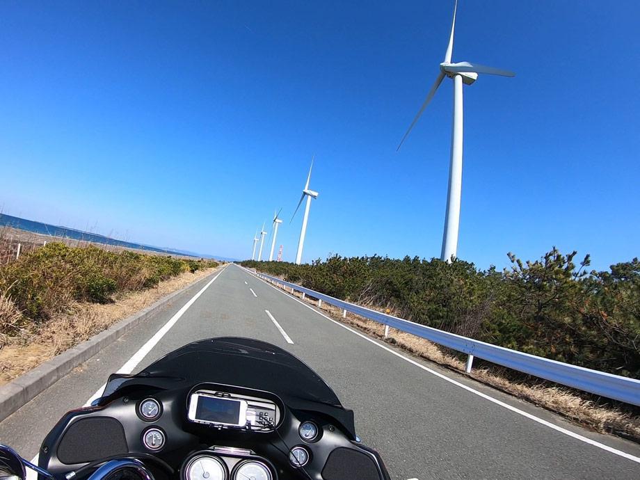 渥美半島風力発電