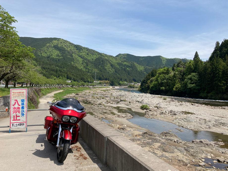 長良川ツーリング