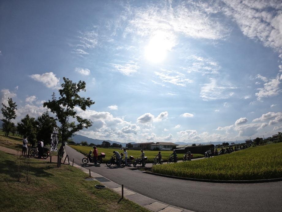 第10回 奈良カブミーティング