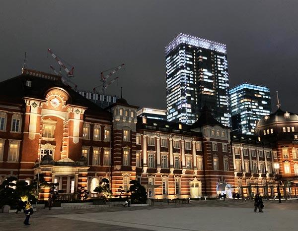 東京出張2020