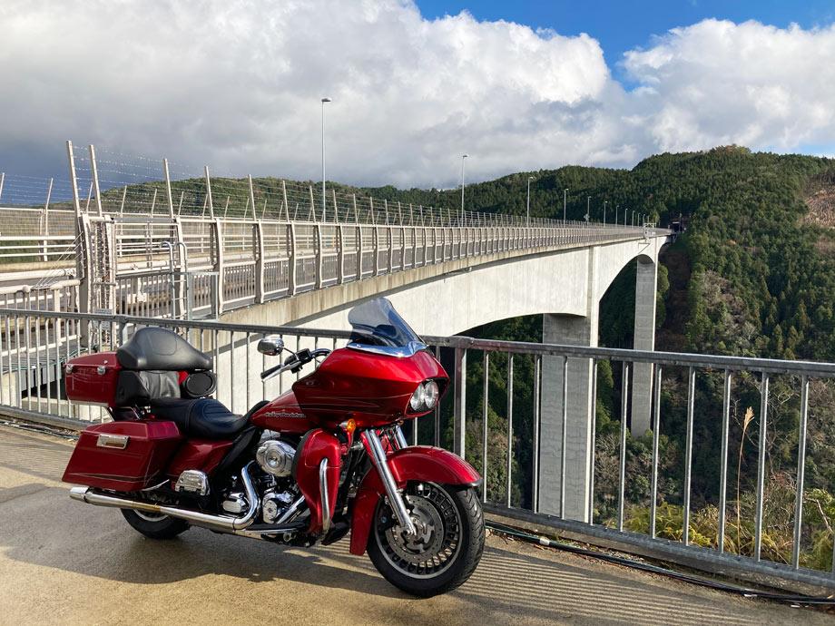 新旅足橋ツーリング