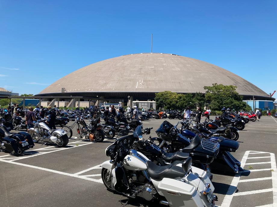 ハーレーバイクイベント